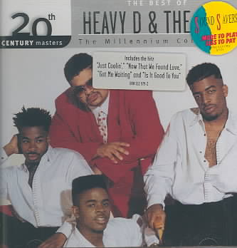20TH CENTURY MASTERS:MILLENNIUM COLLE BY HEAVY D & THE BOYZ (CD)